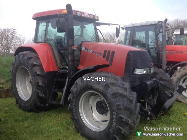 Tracteur agricole case ih for Case agricole